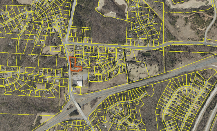 4909 guilford college road aerial.png