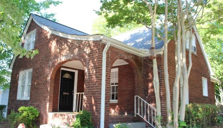 1033 Pearson Street A Classic 1946 Brick Bungalow In The Asheboro